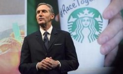 Portrait de Howard Schultz