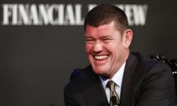 Portrait de James Packer