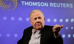 Portrait de Jim Rogers