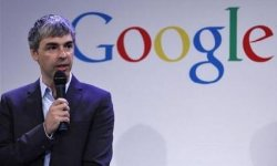 Portrait de Larry Page